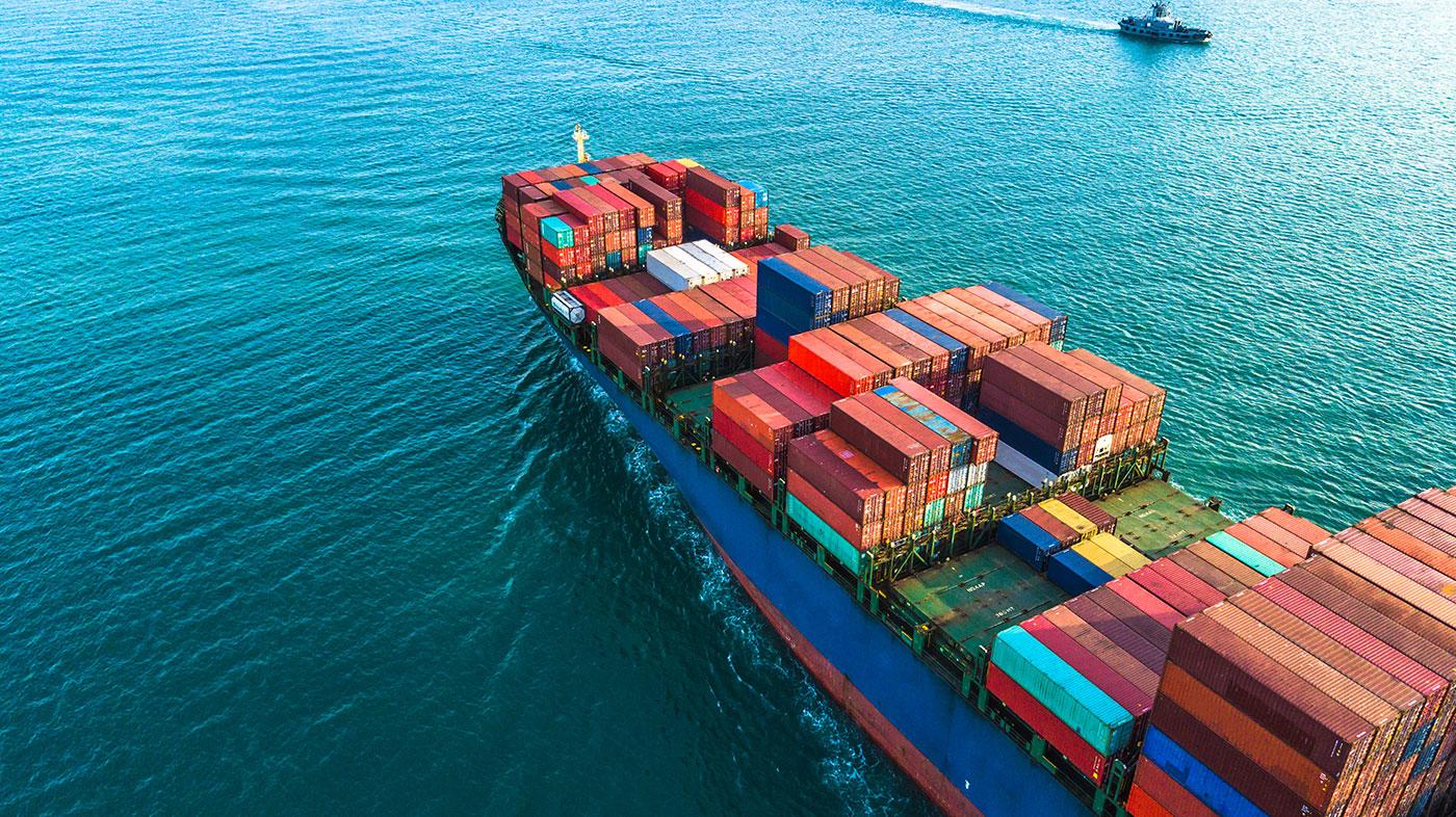 COSCO Shipping Universe container ship
